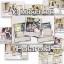 Maschere Polaroid