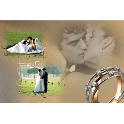 Maschere Photoshop Matrimonio Romantic