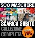 500 Maschere