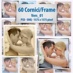 60 Frame / Cornici Immagini