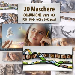 Maschere per comunioni Vers_03