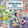 20 Maschere Square