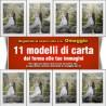 Omaggio 11 Modelli in Carta