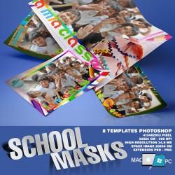 Maschere Photoshop Scuola
