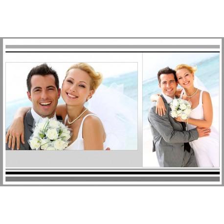 Maschere Photoshop Matrimonio Elegant