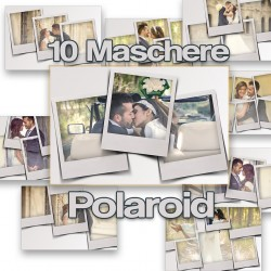 Maschere Photoshop Polaroid