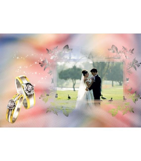 Maschere Photoshop Matrimonio Romantic