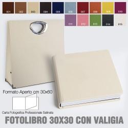 Classico 01 30x30 cm + Valigia