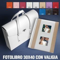 Ladylike 30x40 cm + Valigia
