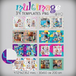 Maschere Photoshop Multimage