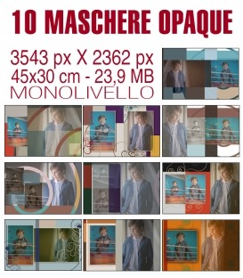 Maschere Photoshop Opaque