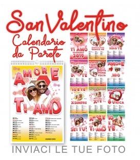Calendario San Valentino