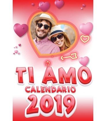 Calendario da Parete Sanvalentino