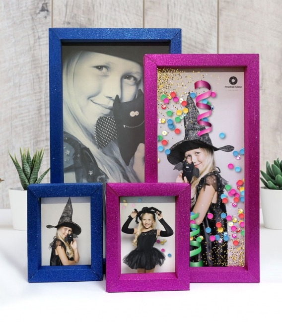 Pack Picture Frame Carnevale 2019