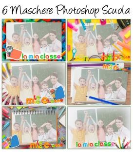 Maschere Photoshop Scuola Vol 2