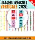 Datario Mensile 2020 Verticale 11