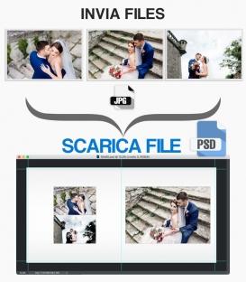 Grafica Fotolibro Opzione A