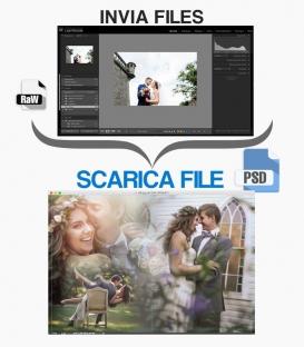 Grafica Fotolibro Opzione F