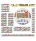 Calendario Annuali 2021 DA 40 A 46