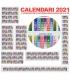 Calendario Annuali 2021 DA 82 A 88